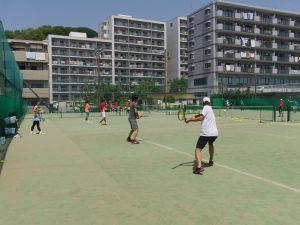 東戸塚松原テニススクール
