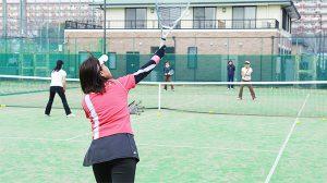 (財)三菱養和会テニススクール