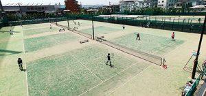 東宝調布テニスクラブ