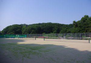 こどもの国テニスコート
