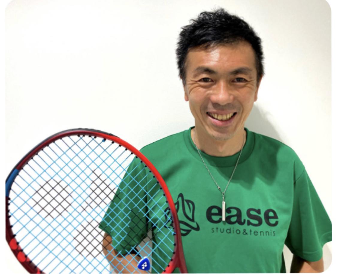 西潟 隆生 コーチ
