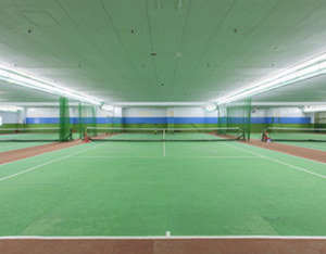 インドアテニススクール スーパーキー