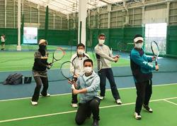 スポーツマックスユニバーサルテニススクール