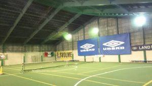 北越谷インドアテニススクール