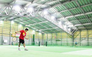 レッツ!インドアテニススクール新浦安