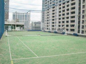 セントラルフィットネスクラブ武蔵小杉テニススクール