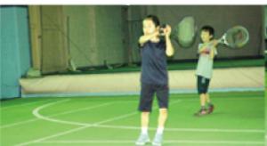 キューズインドアテニススクール