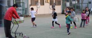 TAKE3テニススクール