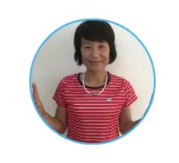 金山佳枝 コーチ