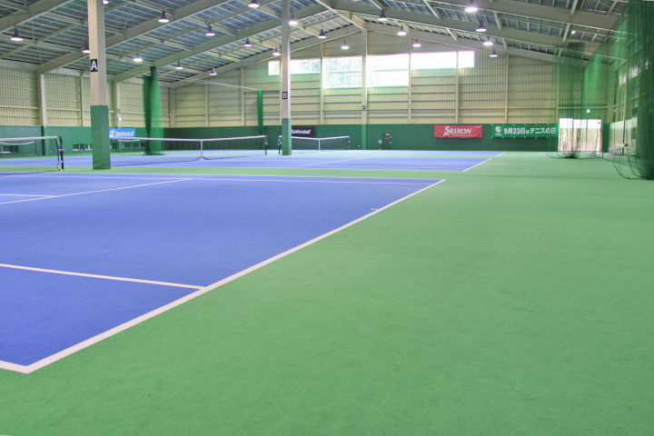 アサヒ緑健 久山テニス俱楽部