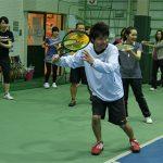 レッツ!インドアテニススクール 博多