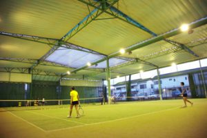 あじさいインドアテニススクール