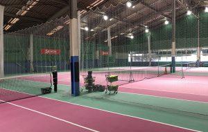 ダンロップインドアテニススクール常盤平