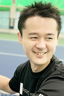 Sunagawa Nobuhiro<br>砂川信博 コーチ