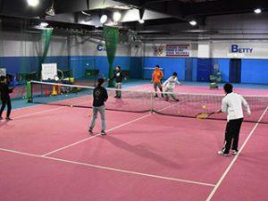 神奈中インドアテニススクール平塚