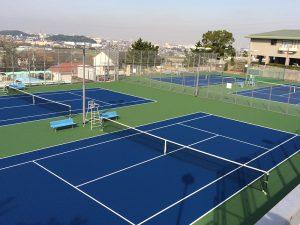 サンヒル柏原テニススクール