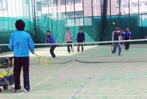 テニス専門店&屋内スクールテニストピア