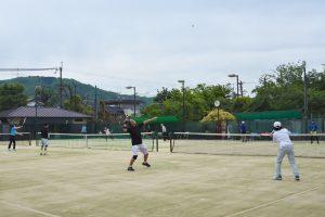 パブリックテニススクール宝ヶ池