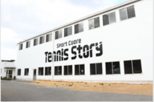 スポルトクオーレ テニスストーリー