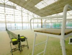 スマッシュテニスクラブ 坂村テニスアカデミー小倉南インドア校