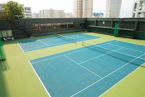 神戸ベイシェラトン・テニススクール