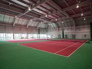 スポーツクラブNAS伏見桃山インドアテニススクール