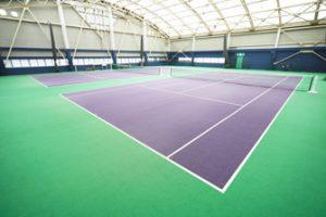 インドアテニススクールNASウッディタウン