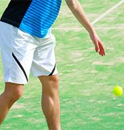 テニスはサーブがとても大切!ルールはしっかり押さえておこう