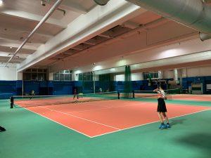 インドアテニスセンターウイング
