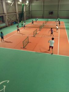 インドアテニスセンターウイング 帯広校