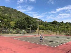 テニスクラブテンション