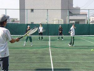 豊田テニスアカデミー