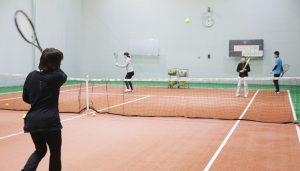 みなみ坂テニススクール 大州会場