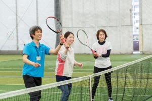 みなみ坂テニススクール 桜尾会場